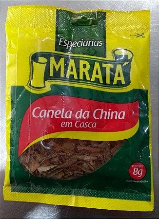 CANELA DA CHINA CASCA MARATA 8G