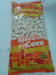 BISCOITO PETYAN 750G COCO