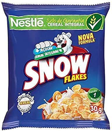 CEREAL SNOW  FLAKES 30G