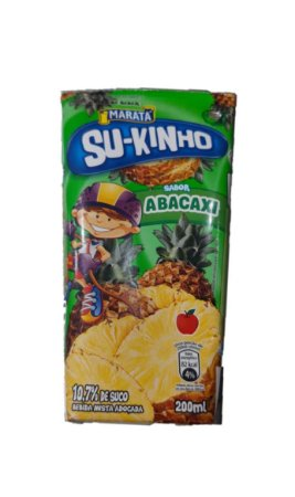 SU-KINHO MARATA 200ML ABACAXI