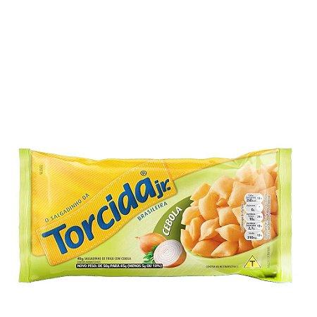 SALGADINHO TORCIDA JR 45G CEBOLA
