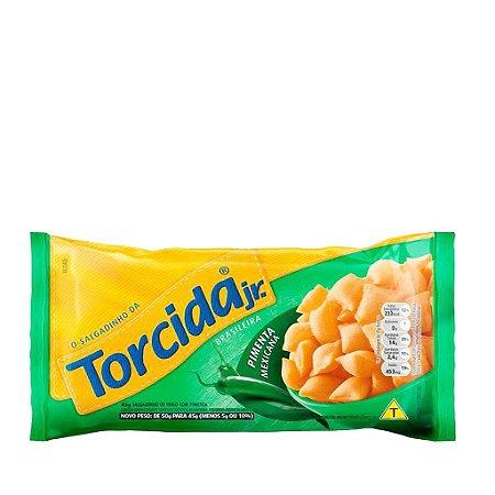 SALGADINHO TORCIDA JR 120G PIMENTA MEXICANA