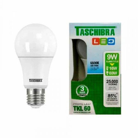 LAMPADA LED 9W TASHIBRA