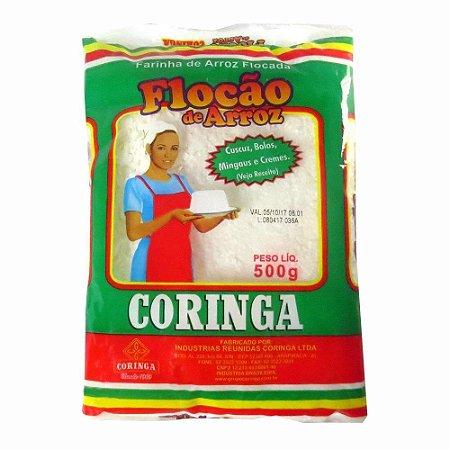 FLOCAO DE ARROZ CORINGA 500G