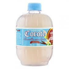 COQUETEL COROTE 500ML BAUNILHA C/ LIMAO