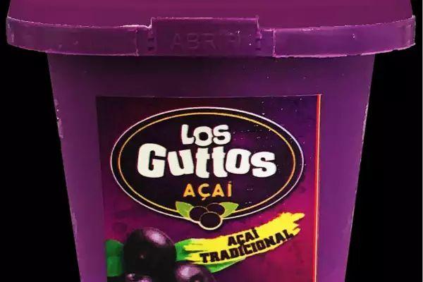 ACAI LOS GUTTOS TRADICIONAL 500ML