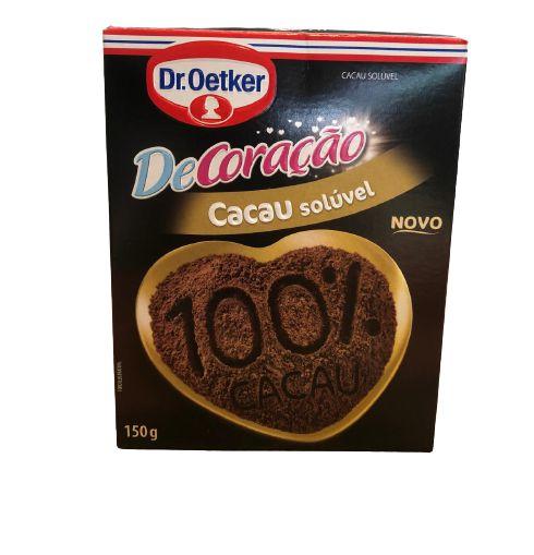 CACAU EM PO DR OETKER 150G 100%