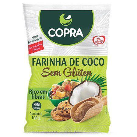 FARINHA DE COCO 100G COPRA