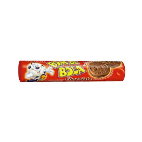 BISCOITO PARATI BOM DE BOLA 110G RECHEADO CHOCOLATE