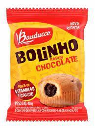 BOLINHO BAUDUCCO 40G CHOCOLATE