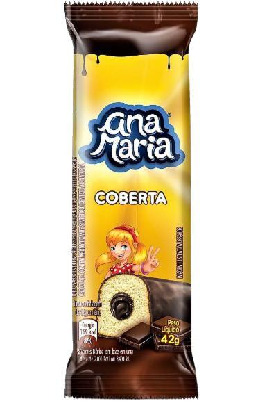 BOLINHO ANA MARIA 42G COBERTO