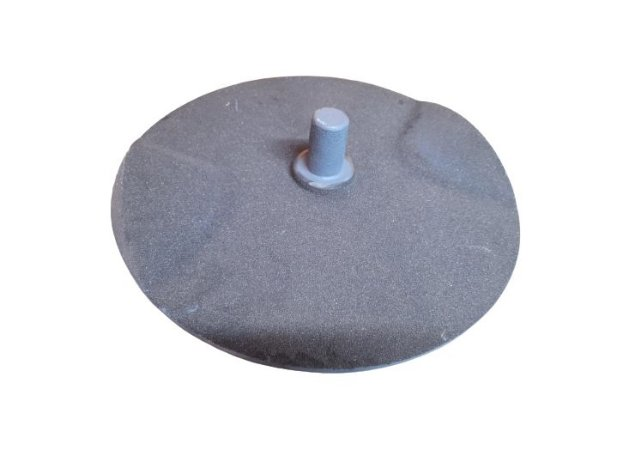 Disco Abrasivo Descascador Alho DA.10 Metvisa