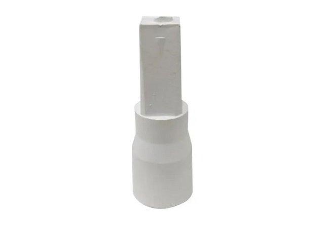 Ponteira Plástica Extrator Metvisa