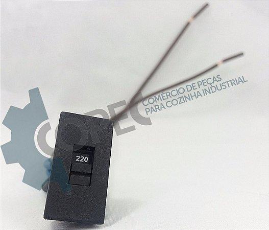 Chave Seletora Liquidificador Extrator Skymsen