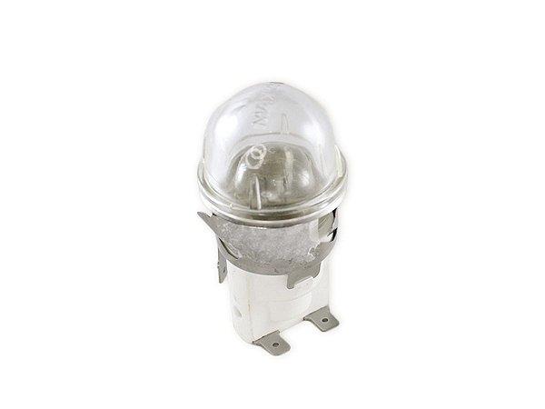 Soquete com Lâmpada 15W 220V Forno Titã