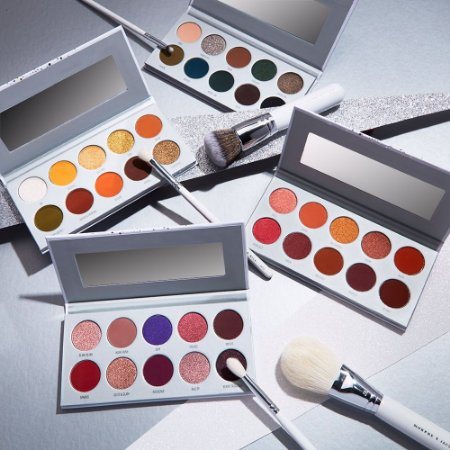 Paletas Morphe X Jaclyn Hill The Vault