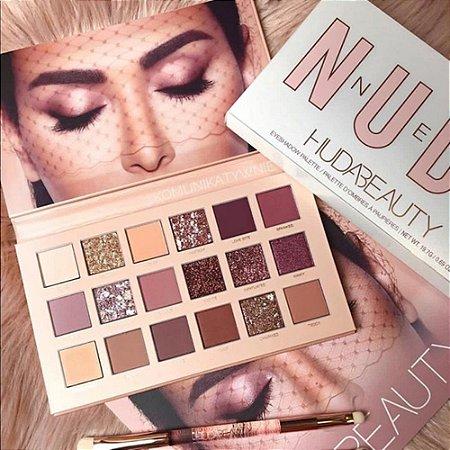 Paleta The New Nude Huda Beauty