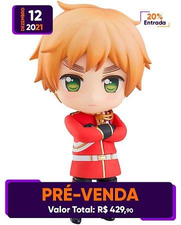 [Pré-venda] Nendoroid #1621 Hetalia World Stars: UK
