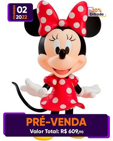 [Pré-venda] Nendoroid #1652 Disney: Minnie [Mouse Polka Dot Dress]