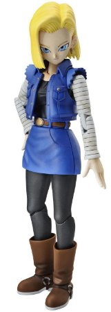 Figure-Rise Android 18 Dragon Ball Z - Original