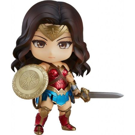 Nendoroid #818 Wonder Woman Hero's Edition -Original-