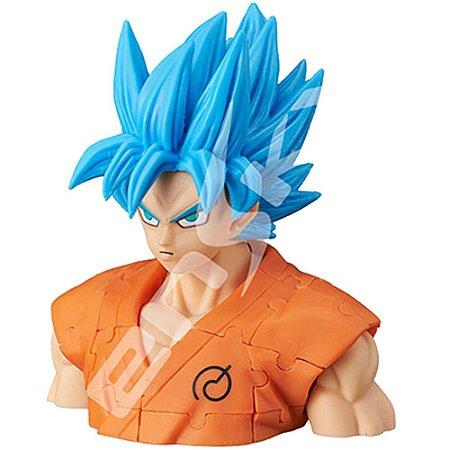Dragon Ball Super: Son Goku Blue Puzzle - Original