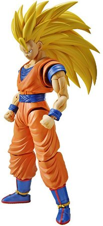 Figure-Rise Goku SSJ 3 Dragon Ball Z - Original
