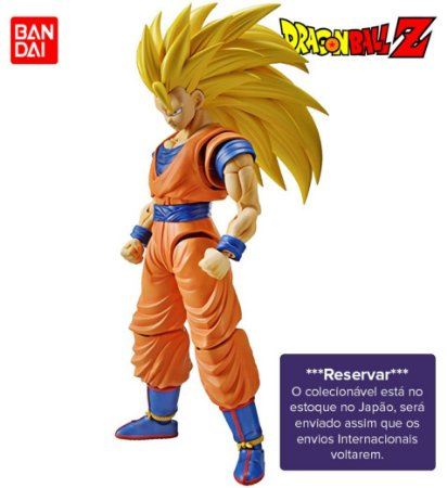 [RESERVAR] Figure-Rise Goku SSJ 3 - Dragon Ball Z [Original]