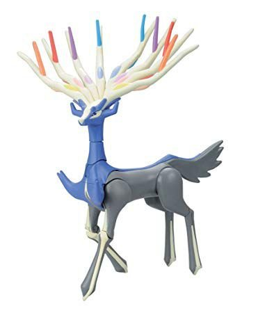 Pokémon Xerneas Plamo Collection #33 - Original