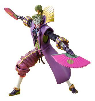 S.H.Figuarts - Batman Ninja - Coringa Ninja (Joker) - Original