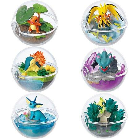 Pokemon Terrarium - Coleção Nº3 - Original