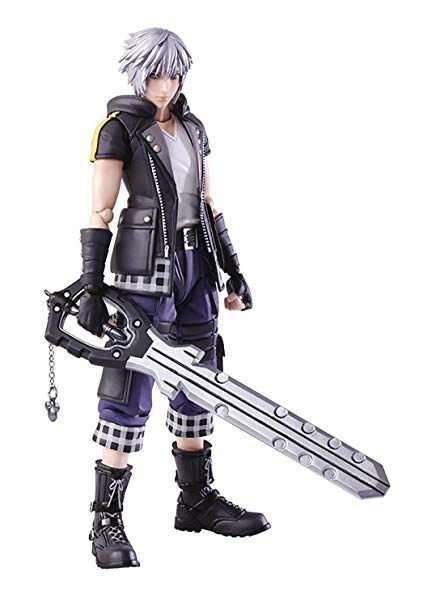 Kingdom Hearts III Riku -Bring Arts- Original