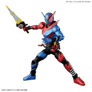 Figure-rise Kamen Rider Build Rabbit Tank Form - Original