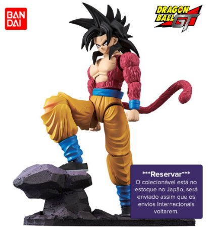 [RESERVAR] Figure-Rise Goku SSJ 4 - Dragon Ball GT [Original]