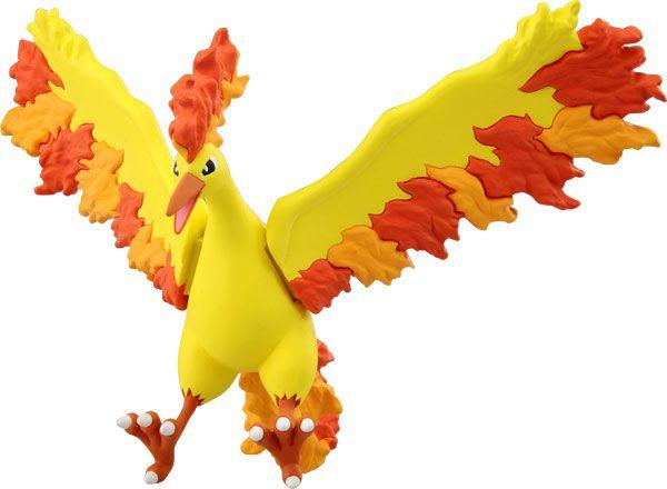 Pokémon MonCollé EX EHP-05 Moltres Original