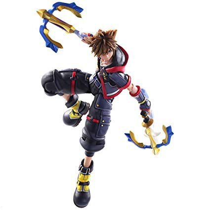 Kingdom Hearts III Sora -Bring Arts- Original