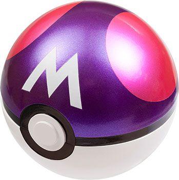 Pokémon MonCollé - Pokeball: Master Ball (Pokebola) Original