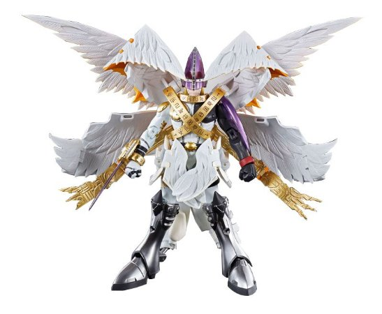 Digivolving Spirits Holy Angemon -07- Original