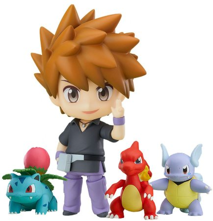 Nendoroid #998 - Pokemon Green -Original-