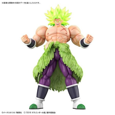 Figure-rise Standard Super Saiyan Broly Full Power  - Original
