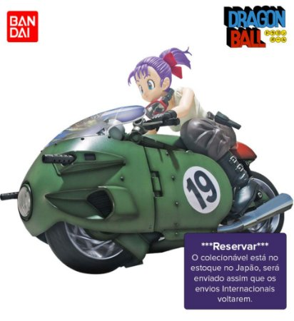 [RESERVAR] Figure-rise Mechanics Bulma Transformable Bike - Dragon Ball [Original]