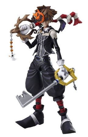 Kingdom Hearts II Sora Halloween Town -Bring Arts- Original