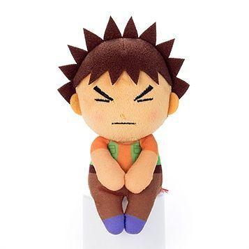 Pelúcia Pokemon Brock Chokkori-san Original Takara tomy