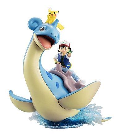 G.E.M. Series: Ash & Pikachu & Lapras - Original