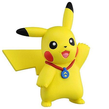 Pokémon Moncollé EX-EMC 07 Pikachu Ultra Guardians Ver. Original