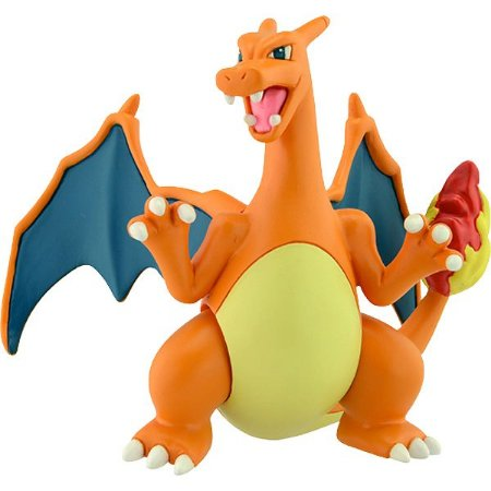 Pokémon Moncollé EX-ESP 02 Charizard Original