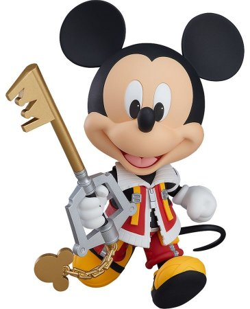 Nendoroid #1075 Kingdom Hearts II - King Mickey -Original-