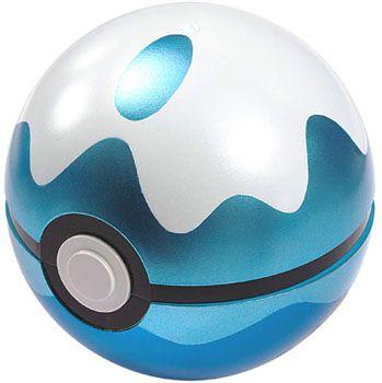Pokémon MonCollé - Pokeball: Dive Ball (Pokebola) Original
