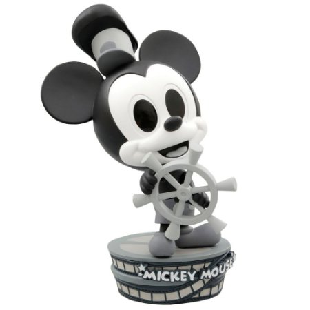 CosBaby Mickey Mouse - Steamboat Willie - 90th Anniversary Original