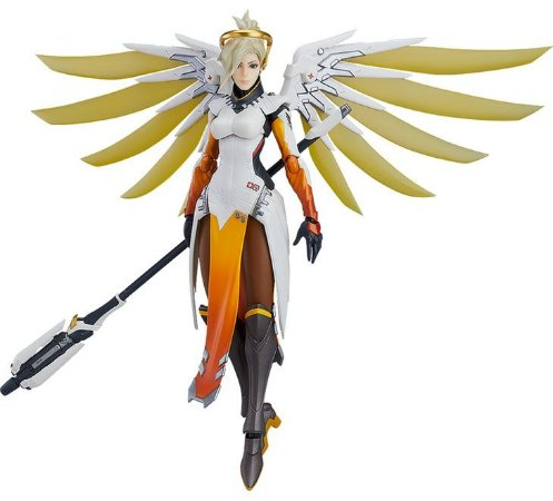 figma #427 Overwatch: Mercy -Original-